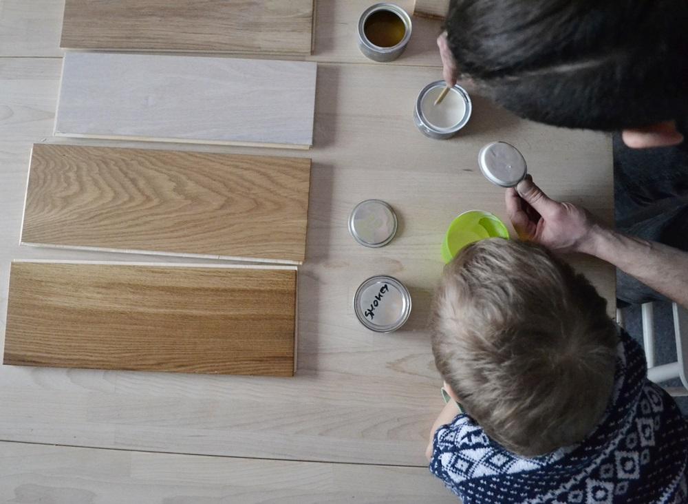 deska olejowana, deska lakierowana, olej, lakier, podłoga drewniana